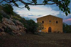 Magic Sunset in #Agrigento #Sicily