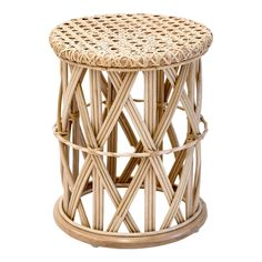 Move over little guys this one is for the Big Kids.  These rattan stools are also the perfect height for a bed side table or just for sitting around and hanging out.  A big 37cm in diameter and 48cm in height. Available in other colours.