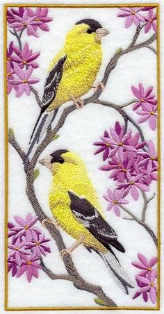 Machine Embroidery Designs at Embroidery Library! - Bought this one to make for mom, wonder if I will ever use. Brazilian Embroidery Stitches, Crewel Embroidery Kits, Paper Embroidery, Learn Embroidery, Japanese Embroidery, Embroidery Patterns, Embroidery Needles, Embroidery Supplies, Machine Quilting Patterns