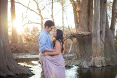 Cibolo Creek Nature Center, Boerne, TX: Engagement- Breanna Thompson Photography