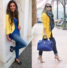 6_look para copa_o que vestir para trabalhar em dia de jogo do brasil_looks para trabalhar na copa_looks azul verde amarelo_word cup 2014