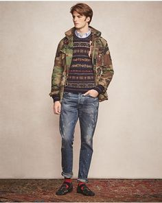 Ralph Lauren available at Luxury & Vintage Madrid, the best selection of contemporary and vintage clothing, discover our top brands , Express Delivery Preppy Boys, Preppy Style, Preppy Mens Fashion, Men Fashion, Winter Fashion, Ivy Style, Men's Style, Loafers Outfit, Country Attire