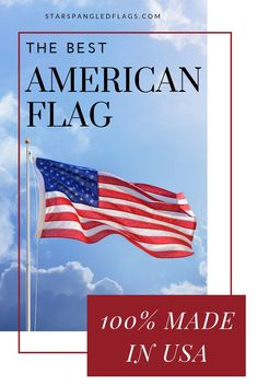 If you are proud to be American, show your patriotism by flying American flags! Our flags are manufactured with superior attention to quality and detail, and are made in the USA.Com and get off your order using the code - American Flag Decor, Best Flags, Flag Store, Let Freedom Ring, Patriotic Crafts, Flags Of The World, Star Spangled, Usa Flag, Rustic Christmas
