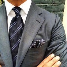 Mens Silk Pocket Square - Pearl Essence silk sq by VIDA VIDA djKDGASz