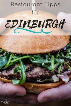 Edinburgh  Schottlands Hauptstadt  und voller Restaurants. Hier treffen Kulturen aufeinander und es ist fr jeden Geschmack etwas dabei. Bei meinem letzten Stdtetrip habe ich mich durch die Stadt gefuttert. #edinburgh #schottland #food #reiseblog