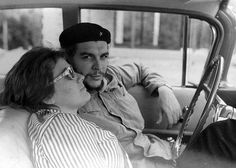 Che Guevara and Aleida March