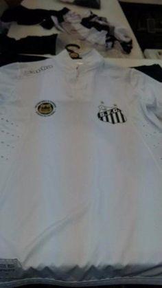 Vazam supostas imagens do novo uniforme do Santos; veja #globoesporte