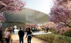 Foster revela projeto da nova sede da Apple