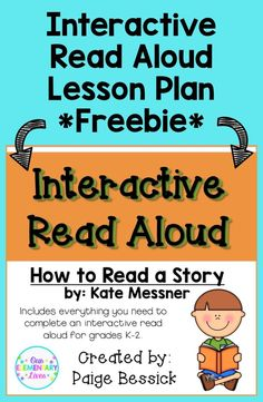 Sign up and follow the blog Our Elementary Lives.  When you sign up you will get these Interactive Read Aloud Lesson Plans for FREE!  Perfect for your reading and writing workshop first, second or third grade classroom. Get tips, tricks and resources for your primary classroom.