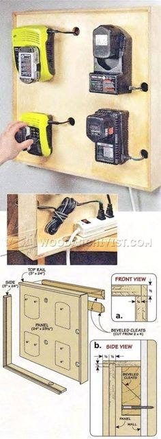 DIY Garage Storage- CLICK THE IMAGE for Various Garage Storage Ideas. 39989966 #garage #garageorganization