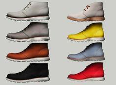 Cole Haan LunarGrand Chukkas footwear
