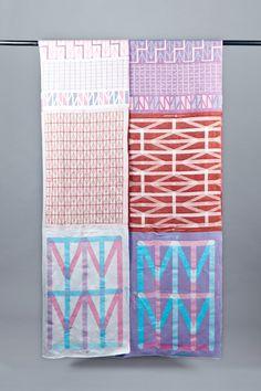 textielMuseum & textielLab identity by Dutch studio Raw Color
