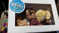 jon anthony -  strange donuts stop it not really please don't #Columbia Missouri / STL