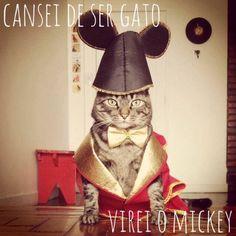 Cansei de Ser gato 2