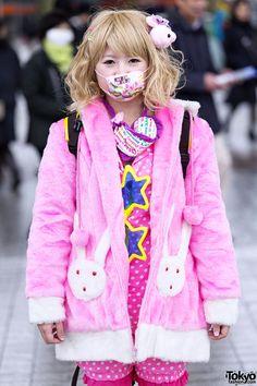 Kawai street fashion