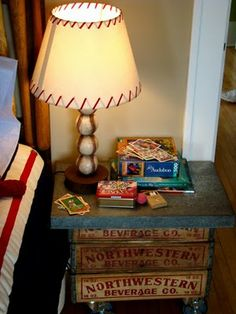 Itsy Bits and Pieces: Bachman's Spring Ideas House- Part Four- The Bedrooms...