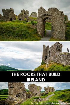 The rocks of Dunamase, the ones that build Ireland, date back of 2000 years. Find out more about them at: Geotraveler's niche http://www.lolaakinmade.com/europe/irish-files-dunamase-cashel/