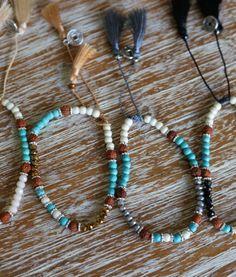 Lucky Rudraksha Beaded Bracelet – Indo-Love