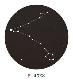 Pisces - when I add Jacob's name to my wrist, I'm thinking of either this or Ursa Minor on my neck or shoulder.