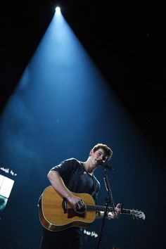 I adore how Shawn Mendes is so passionate when he does the thing he loves to do