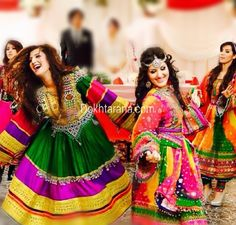 Will have a afghan dance tradition with similar clothing