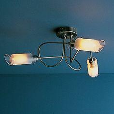Buy John Lewis Limbo Ceiling Light, 3 Arm Online at johnlewis.com