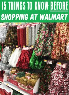 Christmas Tree Ideas and Decorations! Decorating your tree soon? Here's everything you need to know BEFORE shopping at Walmart! Christmas Tree Decorations, Christmas Wreaths, Holiday Decor, Cool Gifts, Best Gifts, Gifts For Women, Gifts For Her, Gift List, Popular Pins