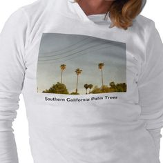 California palm trees hoodie.