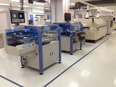 Manncorp is showing live demos MC-392 Pick and Place Machine, CR-5000F Reflow Oven and MC1400 SMT Stencil Printer at our San Diego showroom, 858-490-6266, (15 minutes from the airport), and in ACI Technologies, Inc. Philadelphia, 215-830-1200, five minutes from the International Airport. (The picture is a actual demo line at ACI Technologies, Inc.)