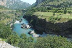 Schlucht, Montenegro - Foto: S. Hopp