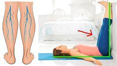 Joga dłoni - ułóż swoje palce w tej pozycji, a pozbędziesz się wielu problemów Kobieceinspiracje.pl Varicose Veins Causes, Varicose Veins Treatment, Legs Up The Wall, Postural, Thigh Muscles, Basic Yoga, Cool Yoga Poses, Leg Raises, Muscular