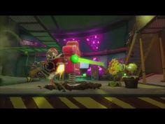Plants Vs Zombies: Garden Warfare Part 3 All Star and Cactus PS4 Walkthr...