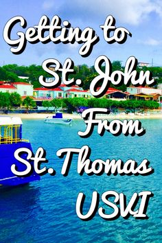 A local guide with easy steps on how to get from St. Thomas' Red Hook Ferry and Charlotte Amalie Ferry to reach the island of St. St Croix Virgin Islands, Virgin Islands Vacation, St Thomas Virgin Islands, St Johns Virgin Islands, Cruise Excursions, Cruise Port, St Thomas Beaches, Vacation Trips, Vacation Places
