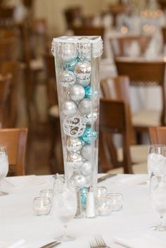 1000+ images about Winter Wonderland Centerpieces on ...