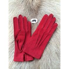 Women's Carpincho Leather Gloves
