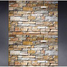 Plaquette de parement Stonepanel orient en pierre naturelle, multicolore