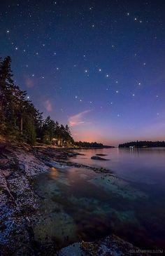 Galiano Island, British Columbia, Canada