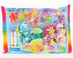 Kracie Popin' Cookin' DIY candy kit gummy animals 7