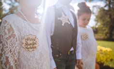 We love a good country wedding! http://www.countryoutfitter.com/style/real-country-wedding-alyssa-stone/