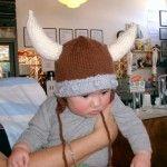 Viking Hat Pattern