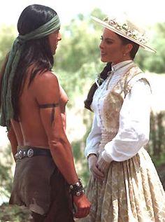 Eduardo Palomo y Kate Del Castillo Ramona.2000
