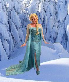 Snow Queen, Halloween Decorations, Elsa, Disney Characters, Fictional Characters, Disney Princess, Fantasy Characters, Disney Princesses, Disney Princes