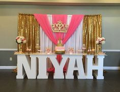 Princess NIYAH is One! - Princess