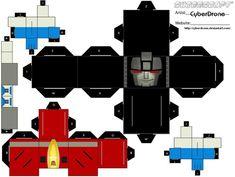Transformers - Starscream by CyberDrone on deviantART