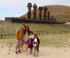 ANAKENA ¡ISLA DE PASCUA! | Pasaporte Familiar por Gina Viri. Monument Valley, Nature, Travel, Easter Island, Passport, Islands, Naturaleza, Viajes, Trips