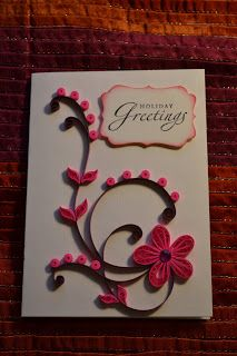 54 Best Quilled Valentine S Day Cards Images On Pinterest Quilling