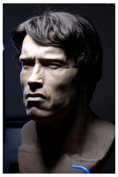 Arnold Schwarzenegger 1:1 WIP by Pedro-Moretto on DeviantArt
