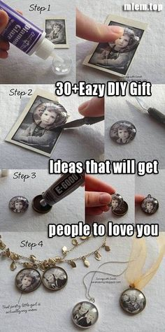 30+ Easy DIY Gift Ideas that will get people to love you - Mlem.Top