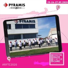 Pyramis Raced for the Cure! Responding to this year's call for the 'Digital Race for the Cure #RFTC2020' we raced with safety, offering our full support to all the women @almazois who race daily against breast cancer. We stand by you! Oven And Hob, International Days, Cooker Hoods, Quality Kitchens, Breast Cancer, The Cure, Safety, Racing, Digital
