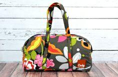 Cody Range Bags | Mini Ladies Range Bag | Floral Gun Bag
